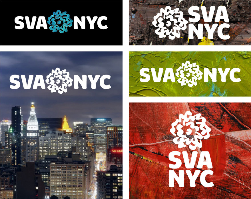 Brand New: New Logo for SVA done In-house