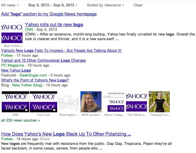 Yahoo Dominates