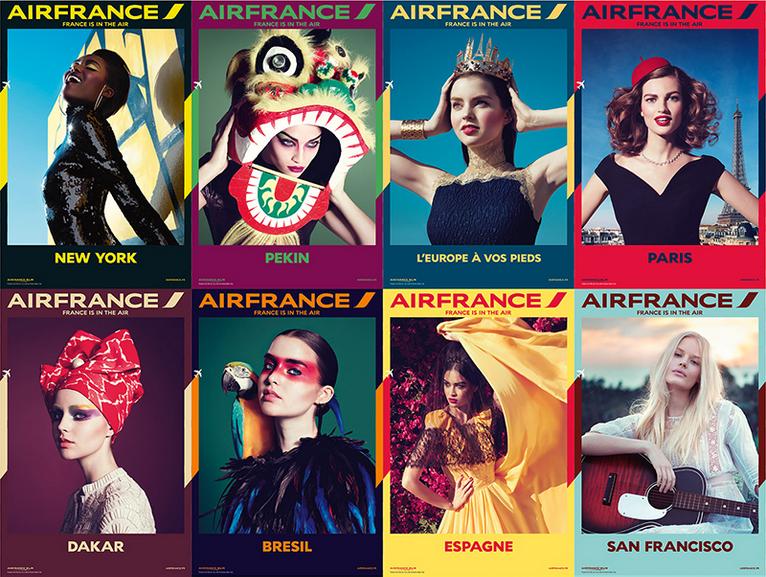 Air France, Sexy