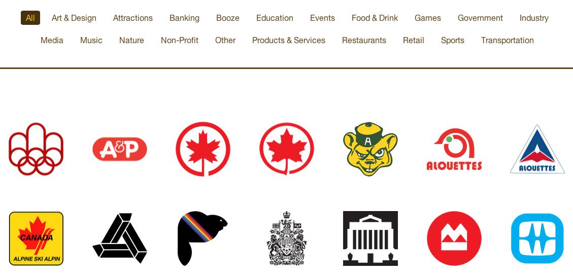 Preserving Canadian Logos
