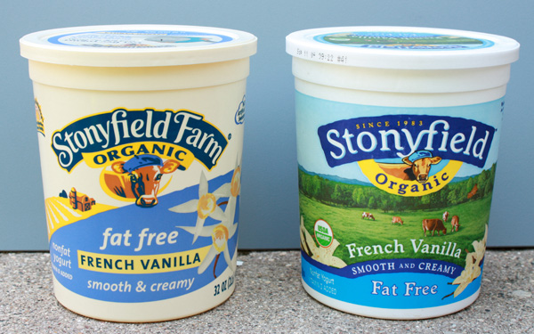 Sonyfield, New Packaging