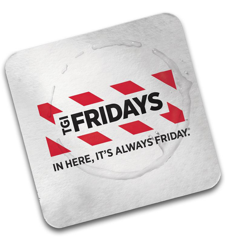 New Logo and Restaurant Design for TGI Fridays
