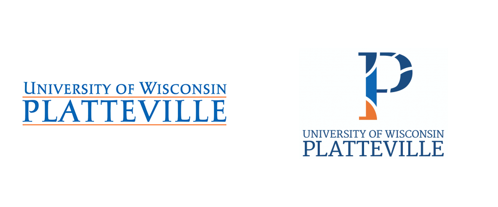New Logo for University of Wisconsin-Platteville by Vendi Advertising