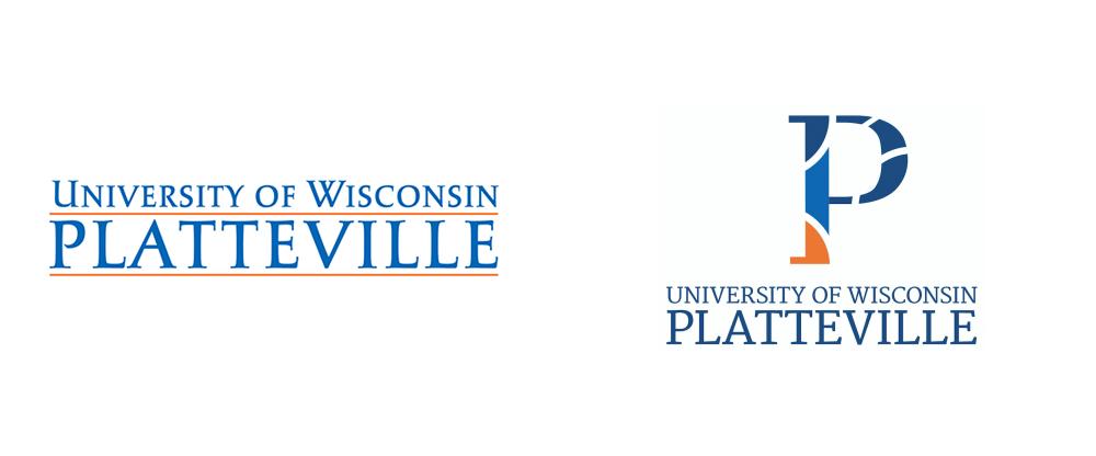 New Logo for University of Wisconsin-Platteville by Vendi Advertising