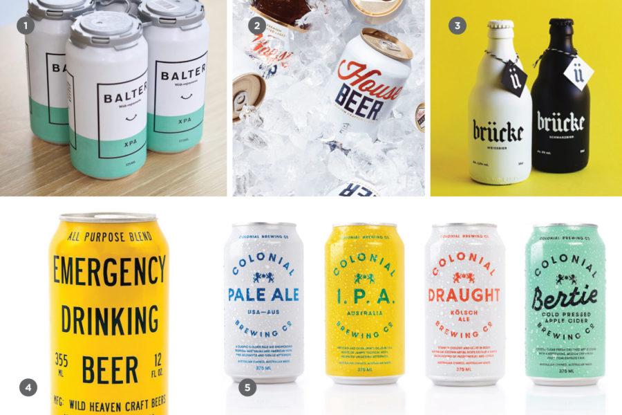 Craft Beer Branding Trends