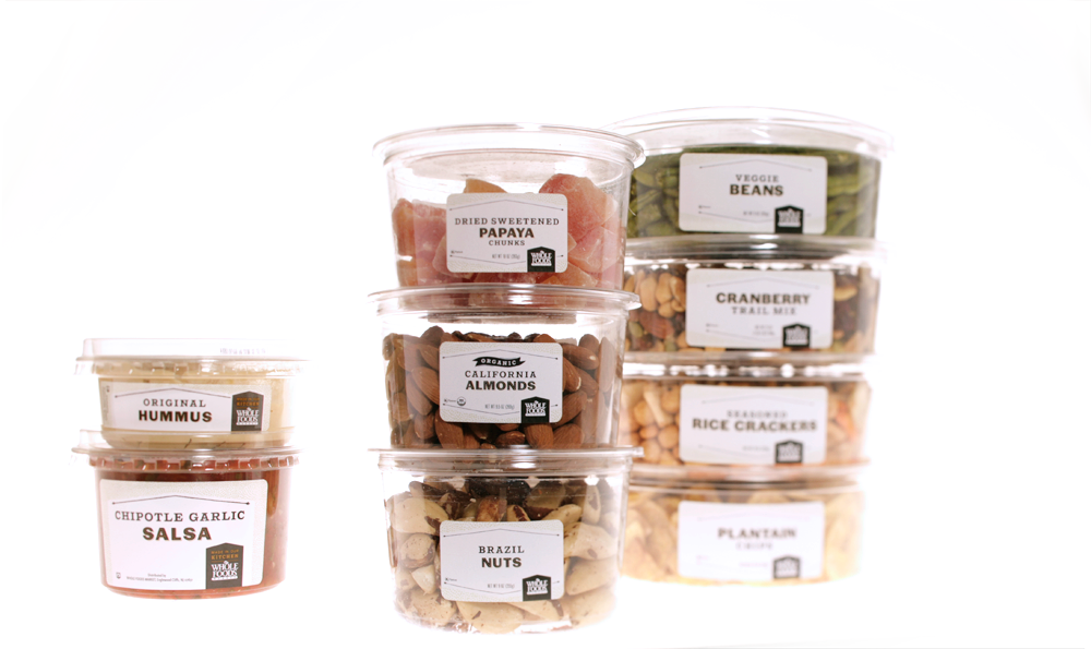 New Private Label Packaging for Whole Foods Brooklyn by Mucca