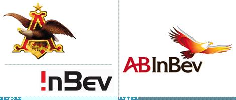 Anheuser-Busch InBev Logo, New