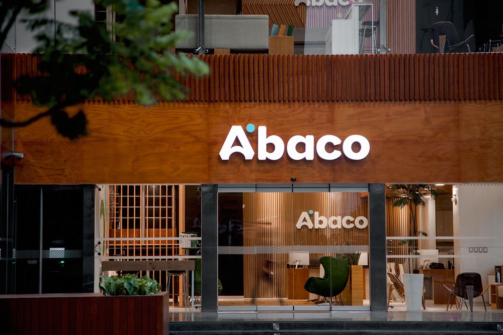 New Logo and Identity for Abaco by Brandlab