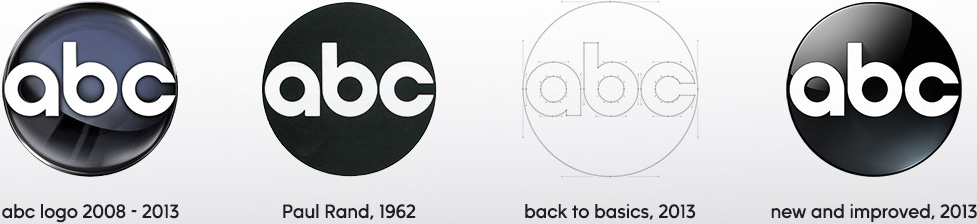 New Logo and On-air Look for ABC by Loyalkaspar