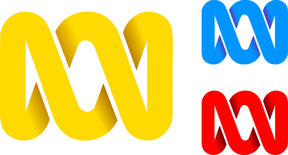 brand new new name logo and onair look for abc