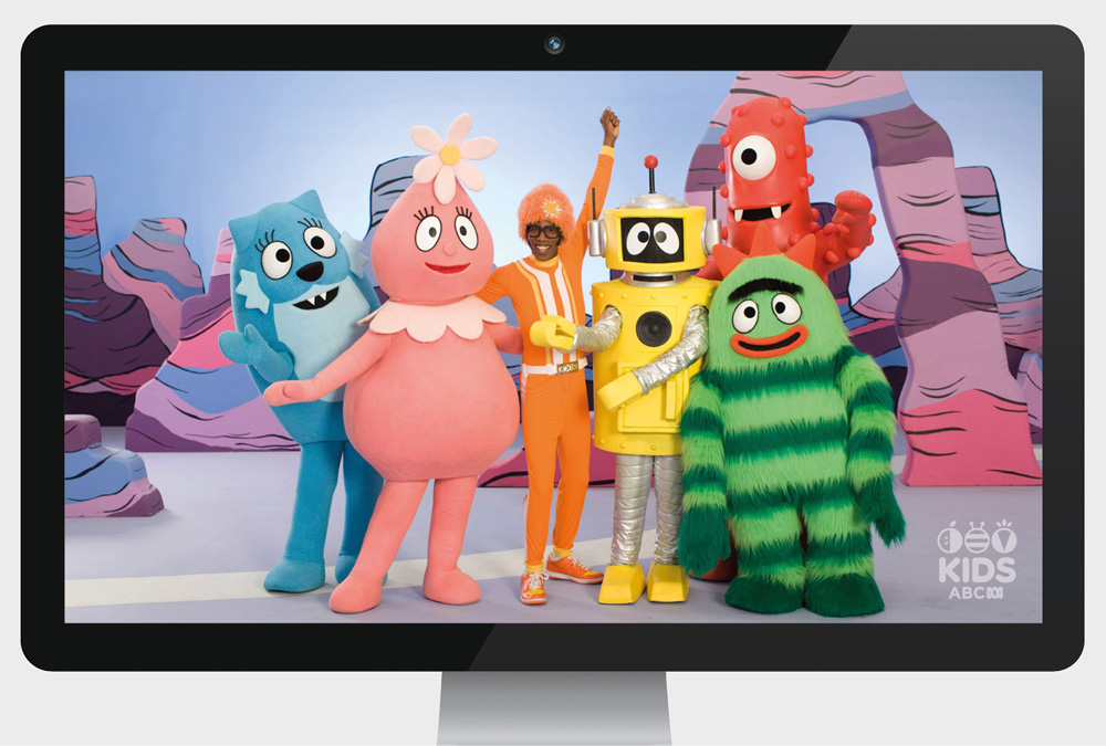 New Logo for ABC KIDS by Hulsbosch
