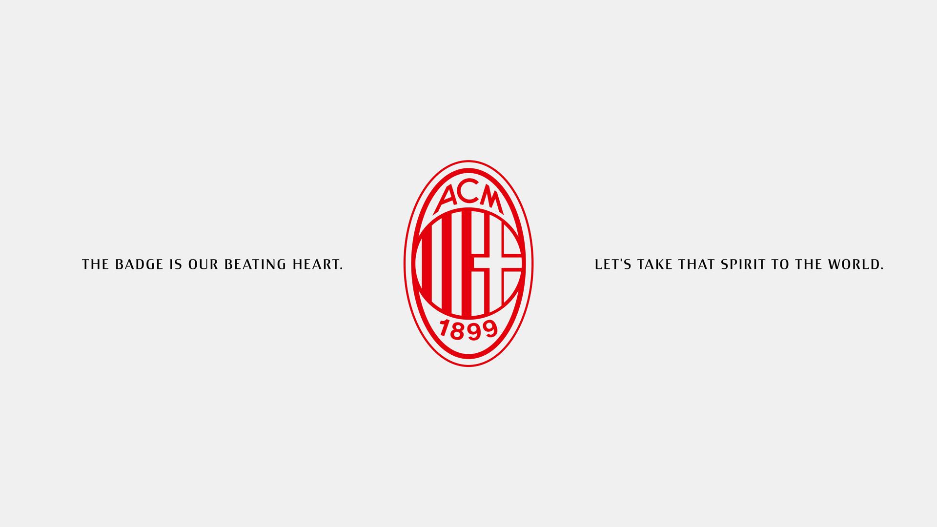 Nueva identidad para el AC Milan por DixonBaxi