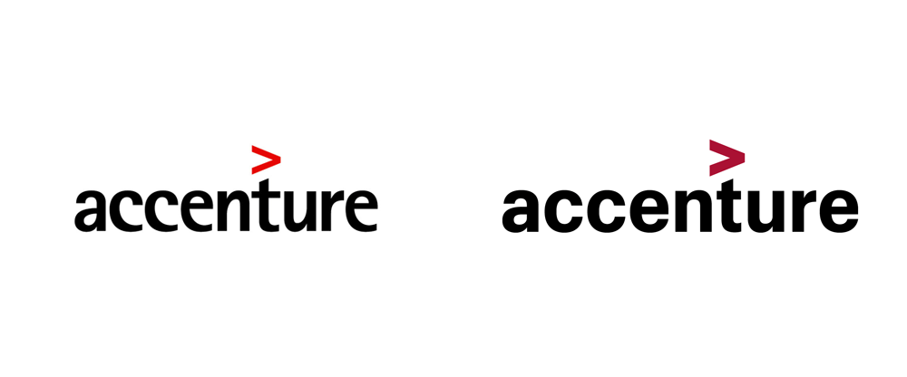 Brand New New Logo And Identity For Accenture