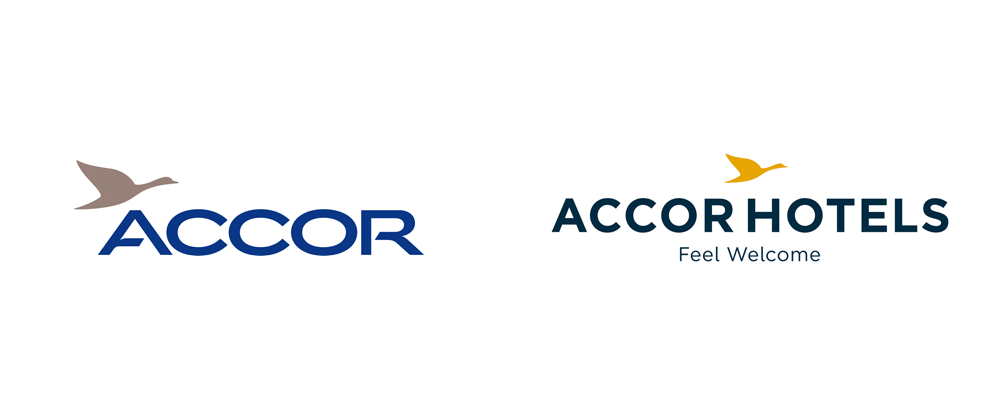 New Name, Logo, and Identity for AccorHotels by W&CIE