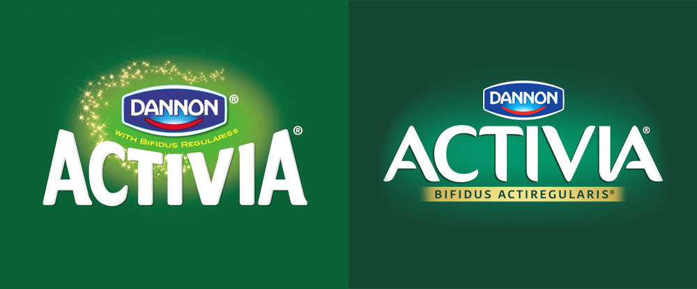New Logo and Packaging for Activia by Futurebrand
