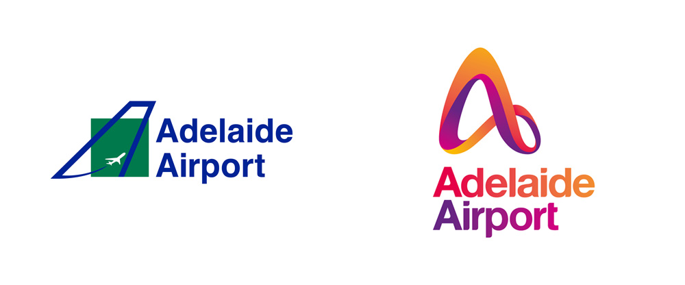 New Logo for Adelaide Airport by Nicknack