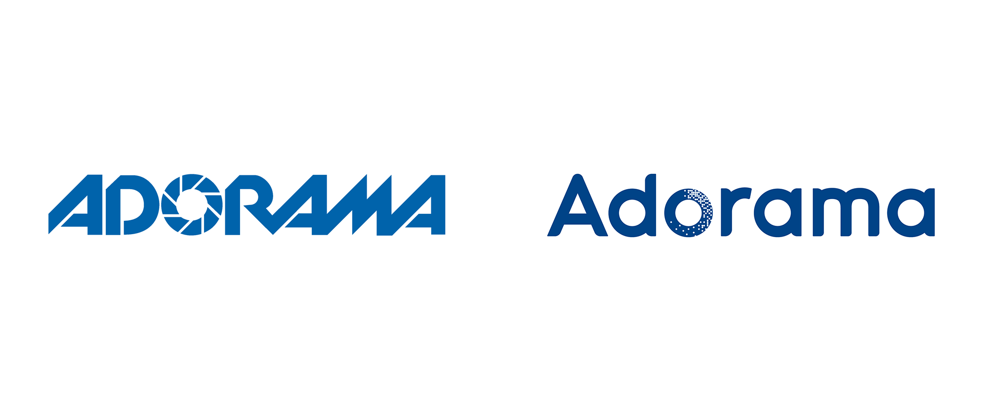 New Logo for Adorama