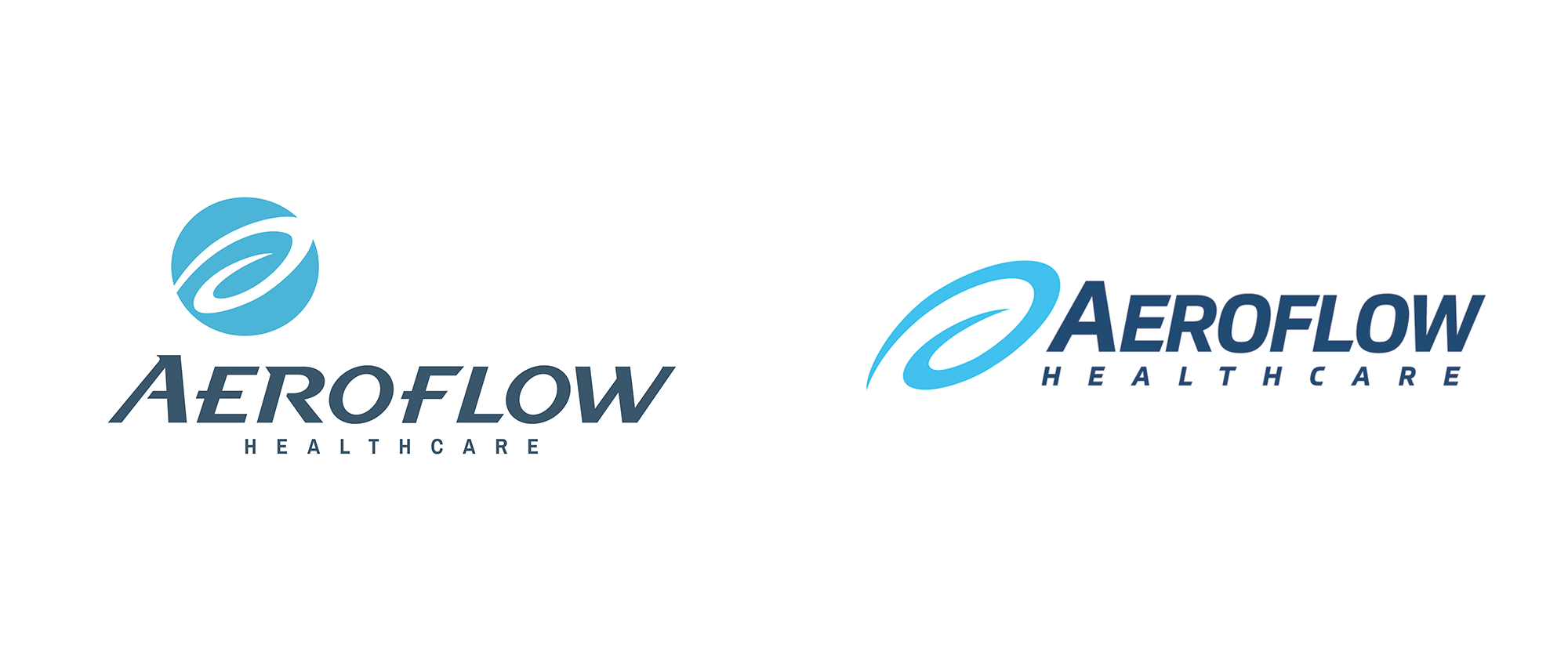 New Logo for Aeroflow Healthcare by Percepted