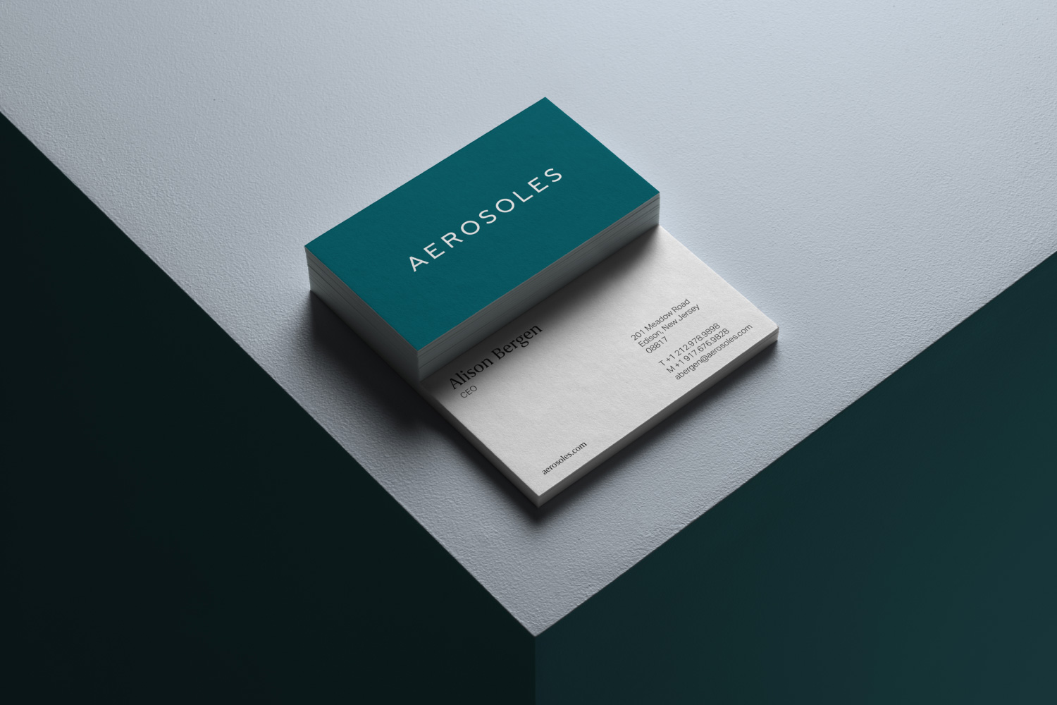 New Logo and Identity for Aerosoles by YummyColours