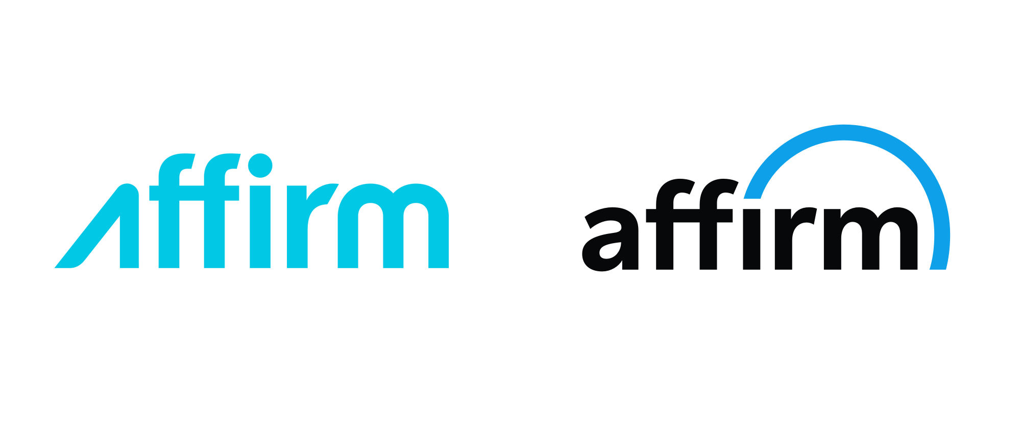 New Logo for Affirm by Mackey Saturday