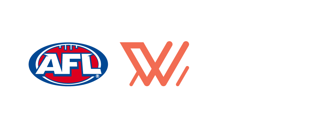 New Logo for AFL Women's by PUSH Collective
