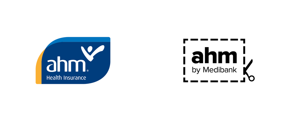 New Logo and Identity for ahm Health Insurance by Interbrand Australia