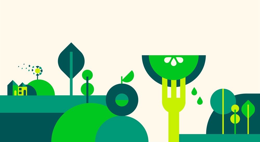 brand new new logo and identity for ahold delhaize by