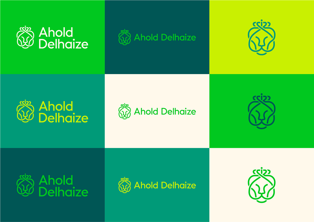 Brand New: New Logo and Identity for Ahold Delhaize by