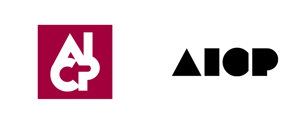 New Logo for AICP by Collins