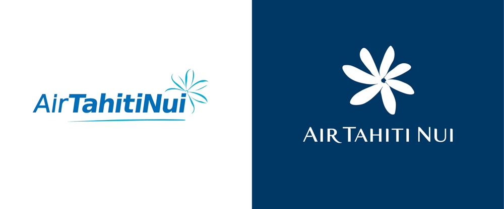 New Logo for Air Tahiti Nui by Futurebrand