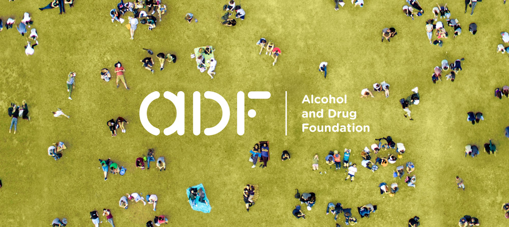 New Name, Logo, and Identity for Alcohol and Drug Foundation by Saffron