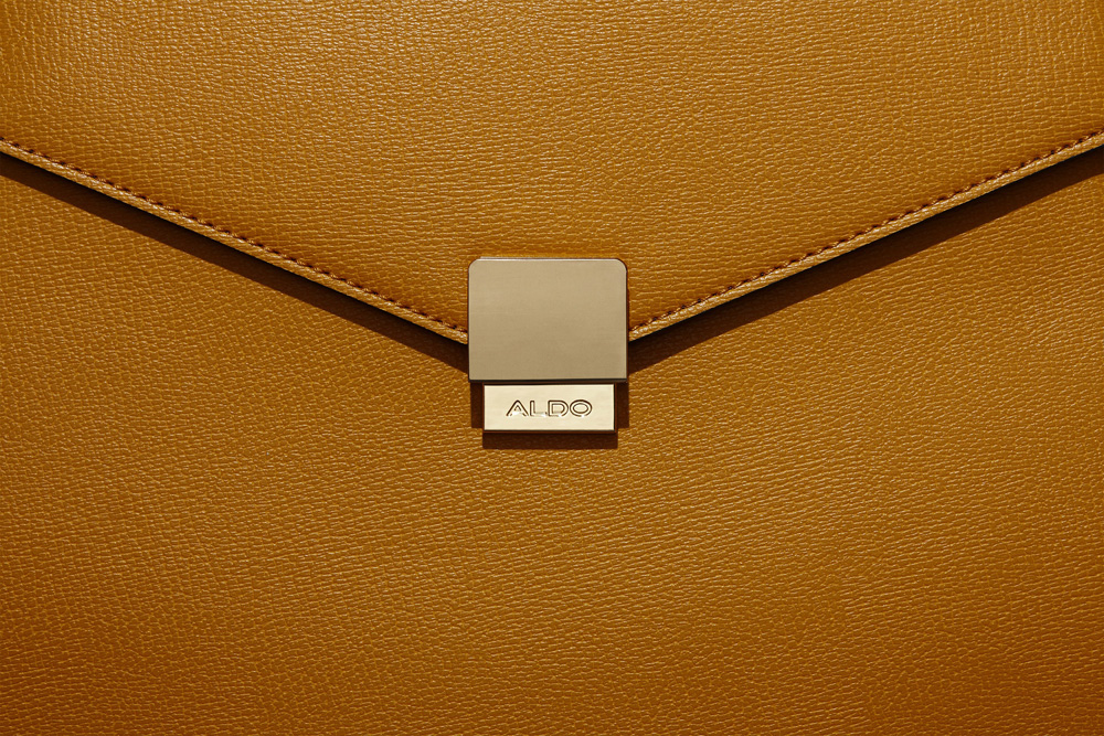 New Logo and Identity for ALDO by COLLINS