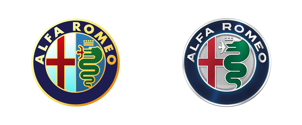 New Logo for Alfa Romeo by Robilant Associati