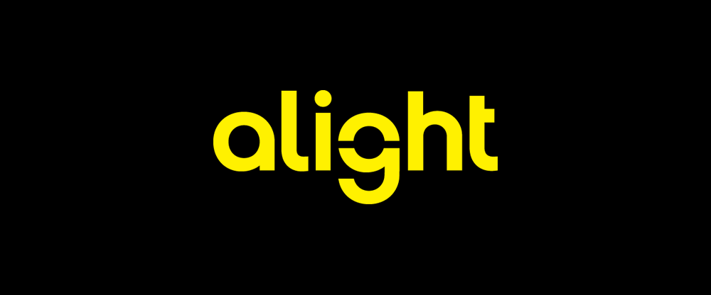 New Logo and Identity for Alight by Prophet
