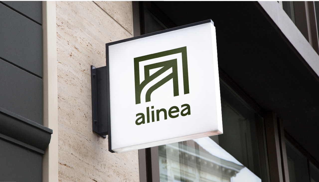 Brand New New Logo And Identity For Alin 233 A By 4uatre
