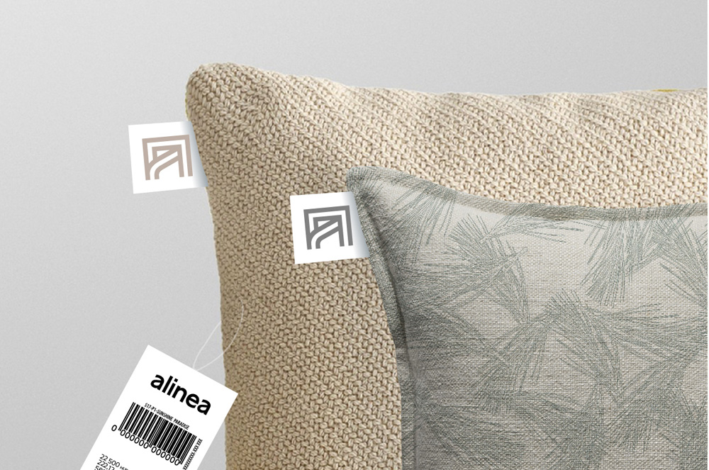 New Logo and Identity for Alinéa by 4uatre