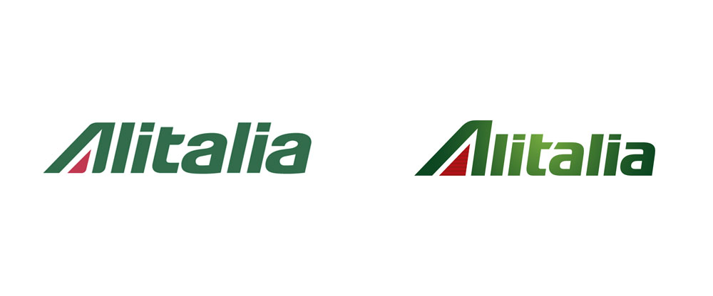 New Logo and Livery for Alitalia by Landor