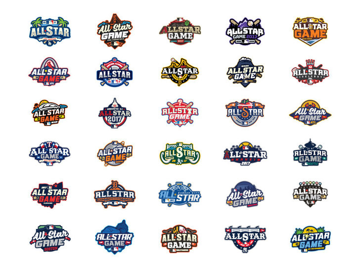 All-Star Logos for Everyone