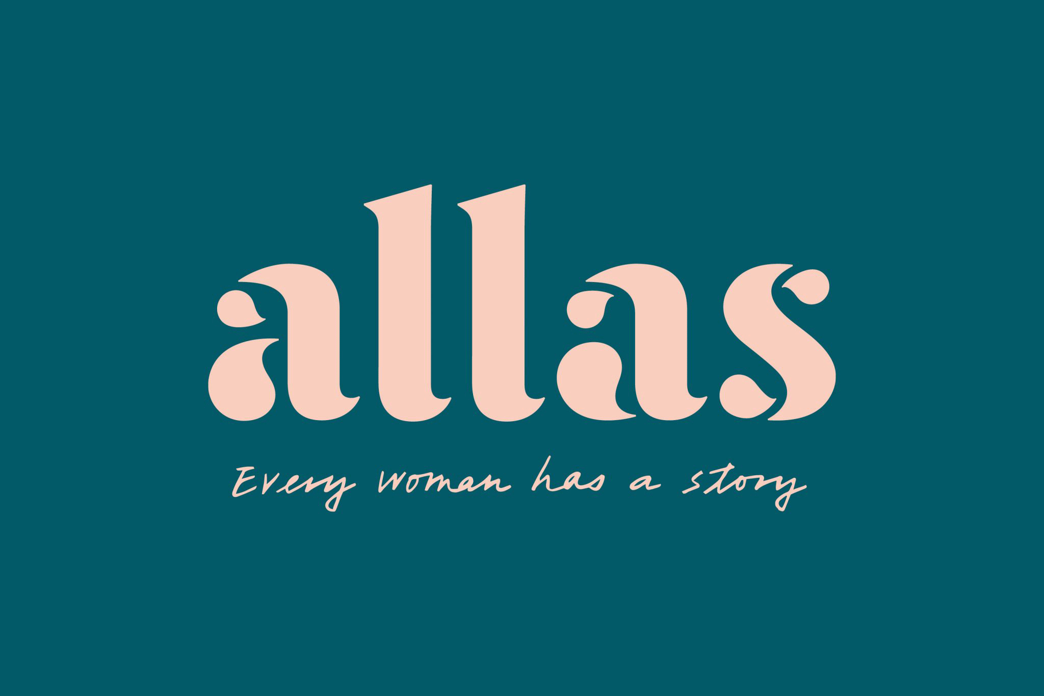 New Logo and Identity for Allas by Bedow