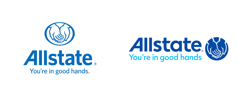 New Logo for Allstate