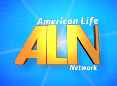 American Life Network Logo, On-air