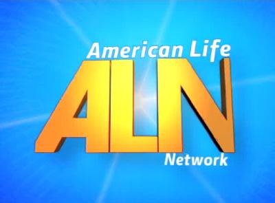 American Life Network Logo, On-air
