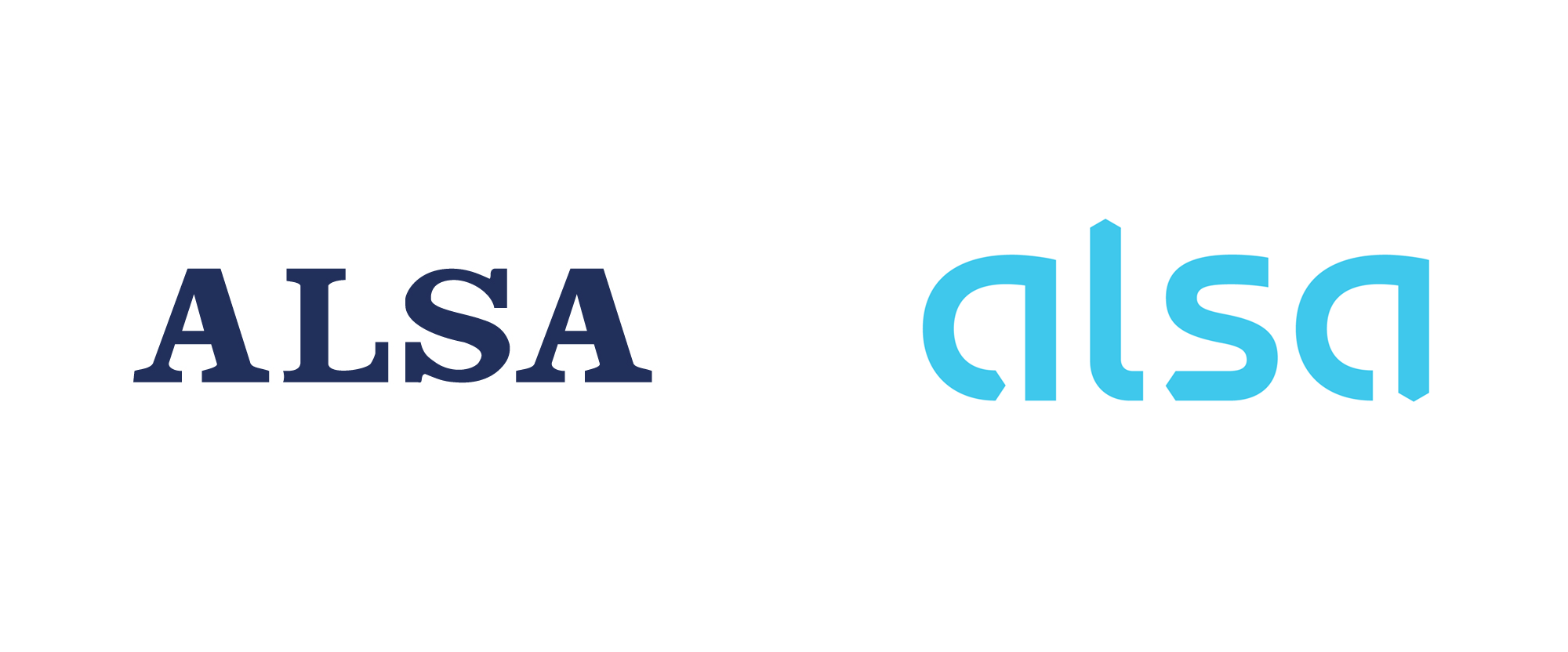 New Logo and Identity for Alsa by Interbrand