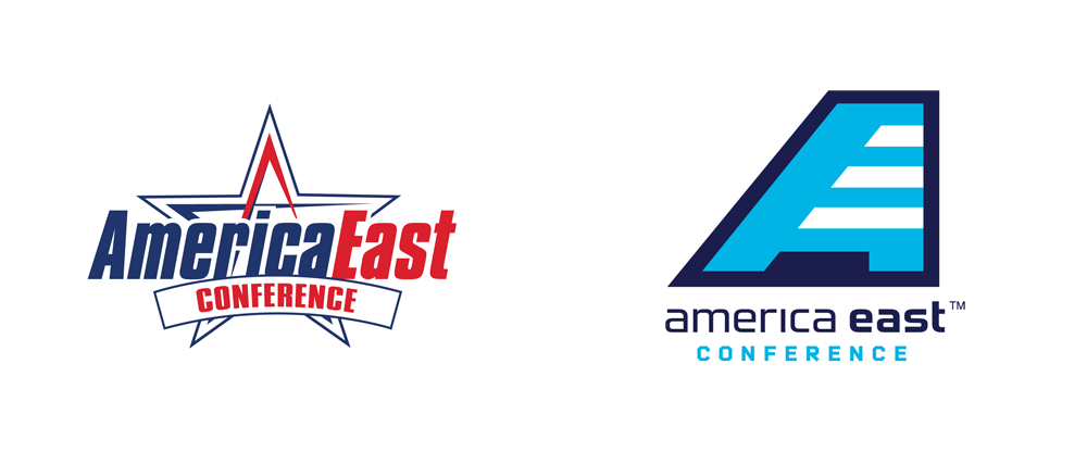 New Logo and Identity for America East Conference by SME Branding