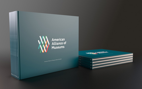 American Alliance of Museums Logo and Identity