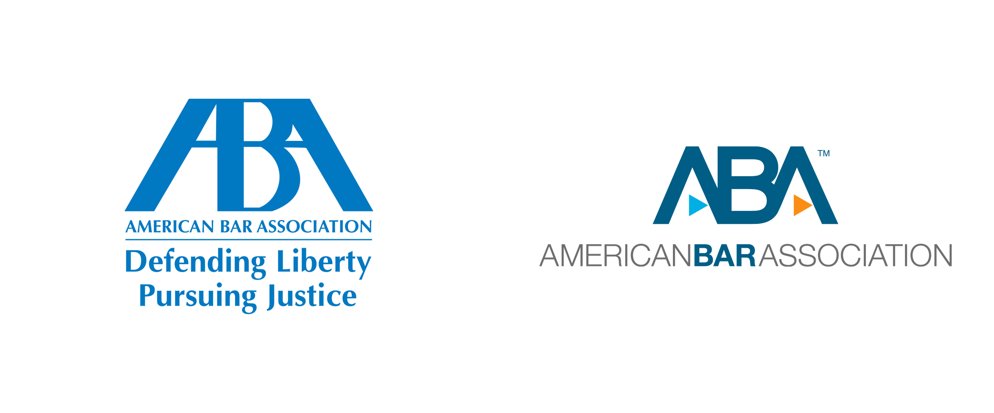 Brand New: New Logo for American Bar Association by Finn