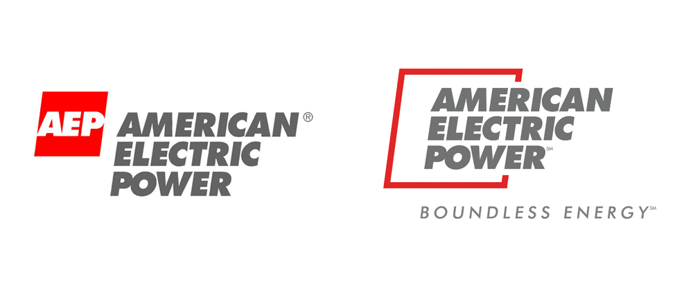 New Logo for American Electric Power by The Shipyard