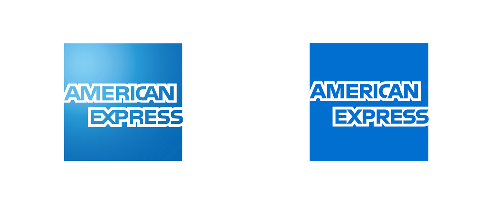 Brand New: New Logo and Identity for American Express by Pentagram