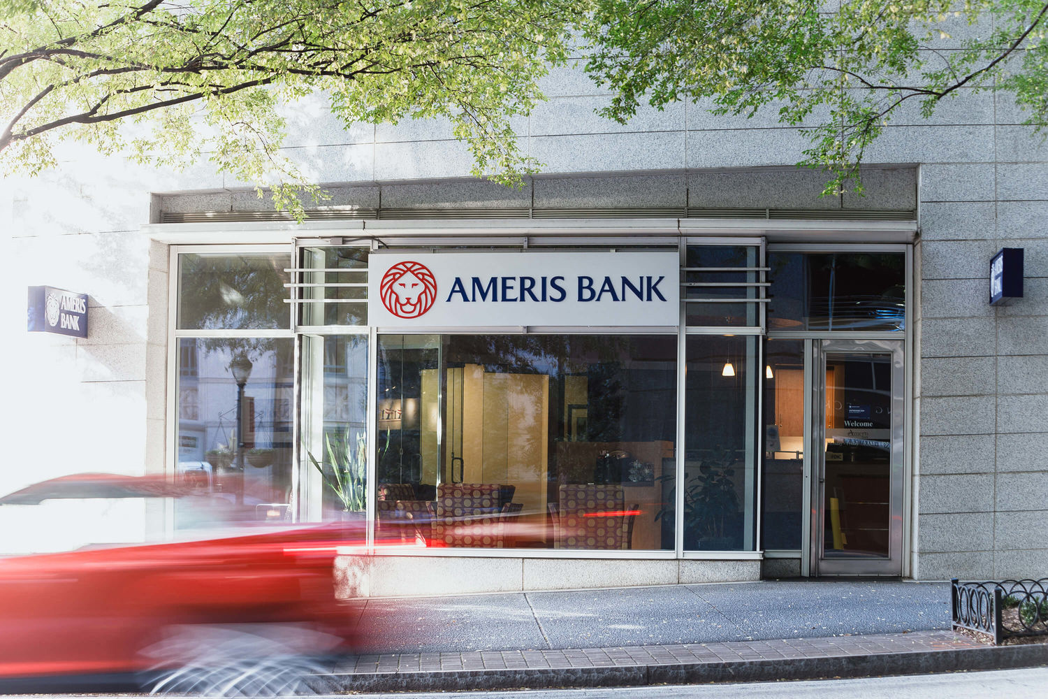New Logo and Identity for Ameris Bank by Matchstic