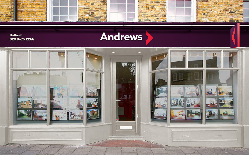 New Logo and Identity for Andrews by Siegel+Gale
